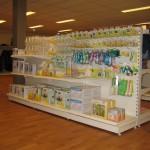 Baby Products Gondola Display