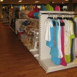 Baby Equipment Shop Gondola Shelving