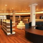 Customised Shop Shelving