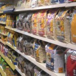 Pet Shop Food Display Shelving