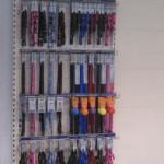 Pet Shop Dog Leads Display Shelving