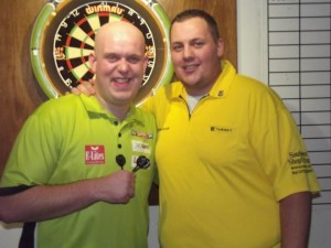Michael-Van-Gerwen-with-Neil-at-a-darts-tournament-300x225