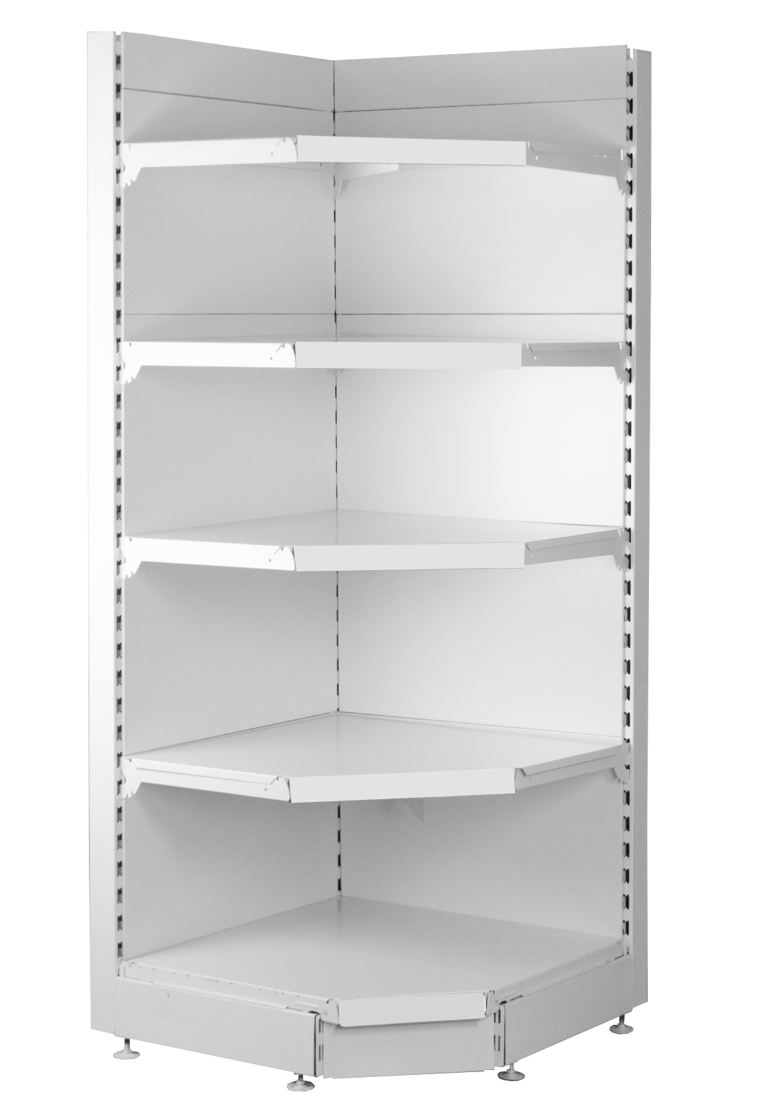 new styles 94a98 b461f Corner Shop Shelving Units - South West Shopfittings