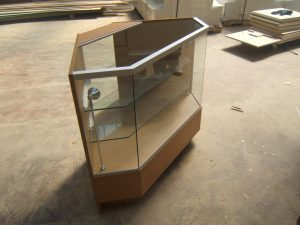External Corner Display Counter