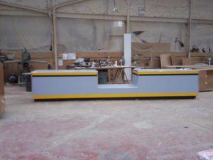 Large Bespoke Trade Counter