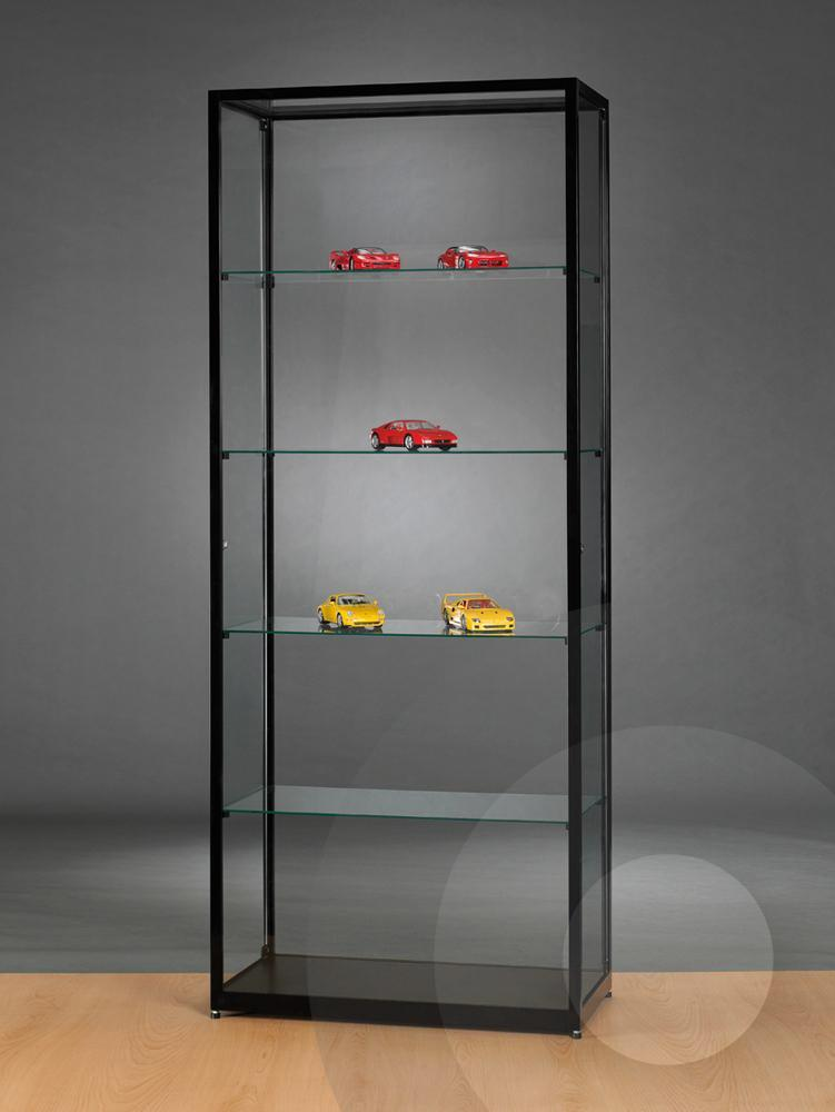 Retail Display Cabinet with Glass Top - 800mm