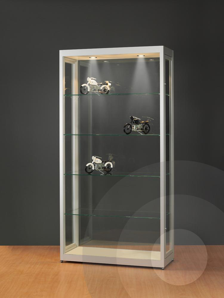 Large Dust Proof Display Cabinet