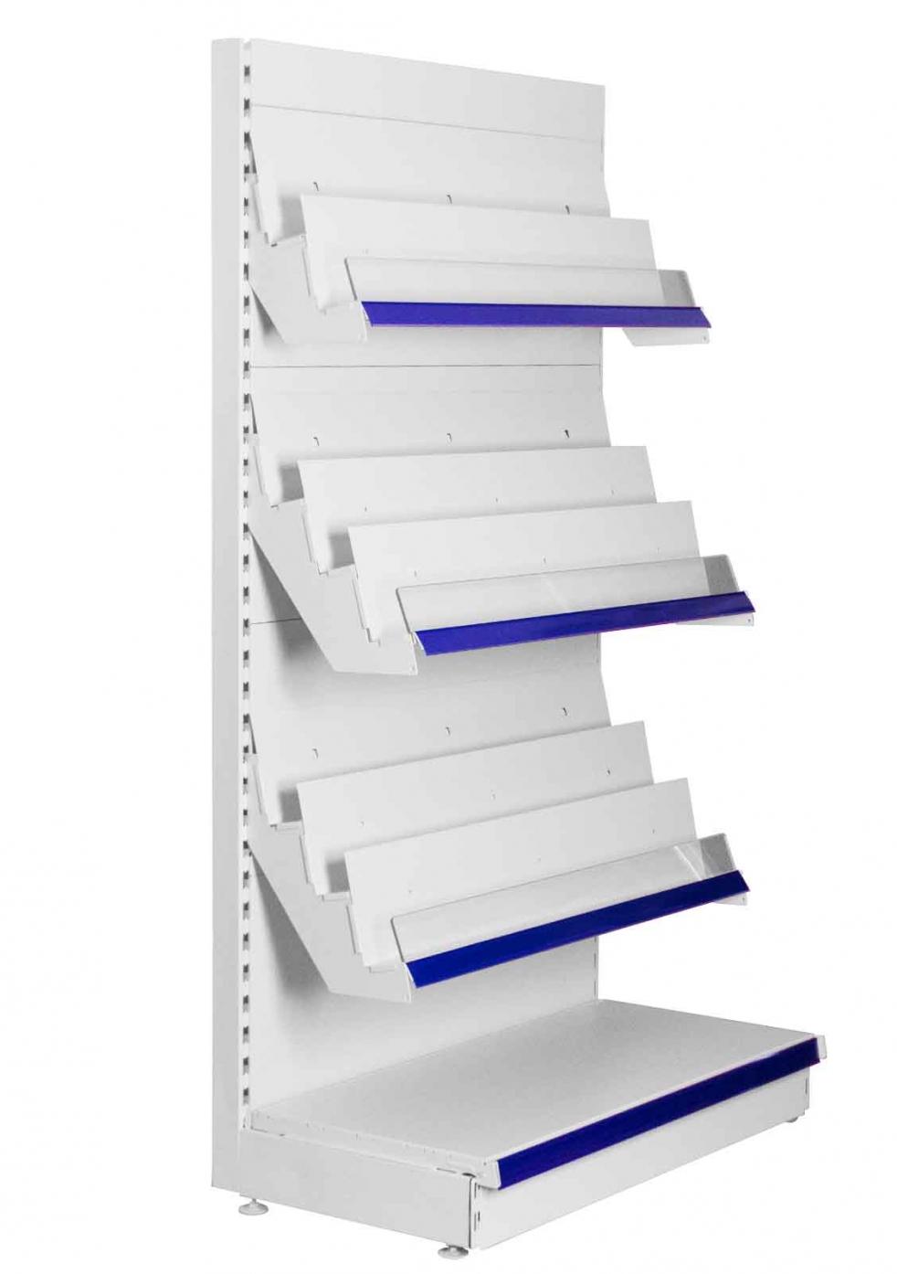 Magazine Shelving Units Magazine Display Stand