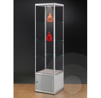 MPC Tower Display Cabinet With Storage