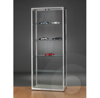 Retail Display Cabinet with 2 Doors at Front - 800 mm