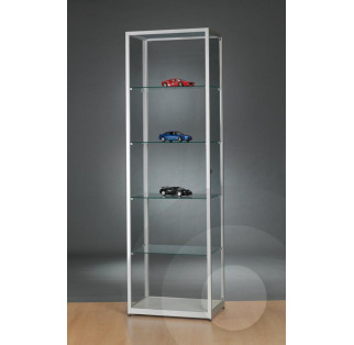Glass Top Display Cabinet 600mm