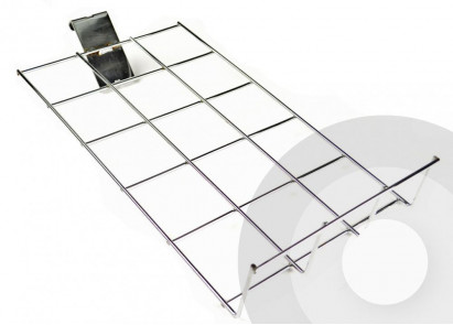 shirt easel for grid panels