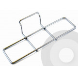 Slatwall Shoe Shelf (Box of 100)