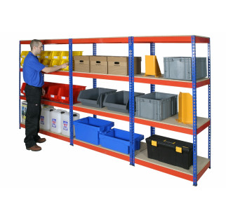 Rivet Racking - Shortspan