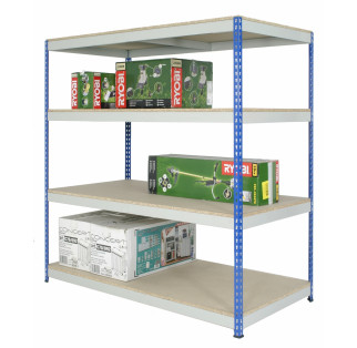 Heavy Duty Rivet Racking - Additional Shelves