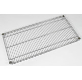 Additional ESD Chrome Wire Shelves