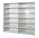 Delta Edge Shelving - Additional Shelves