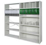 Delta Edge Shelving - Back Cladding Sets