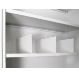 Delta Edge Shelving - Dividers
