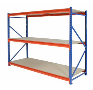 Longspan Heavy Duty Racking Frames