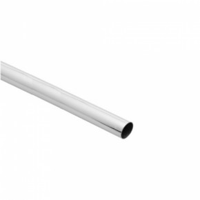 chrome tube for tube and clamp display system