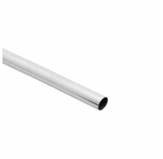 Chrome Tube 3m (Pack of 10)