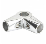 4 Way Clamp for Chrome Tube
