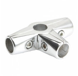5 Way Clamp for Chrome Tube