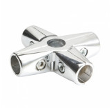 6 Way Clamp for Chrome Tube