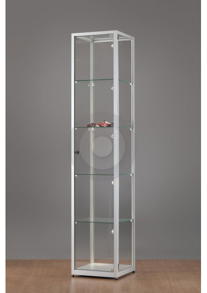 Display Cabinet with Glass Top