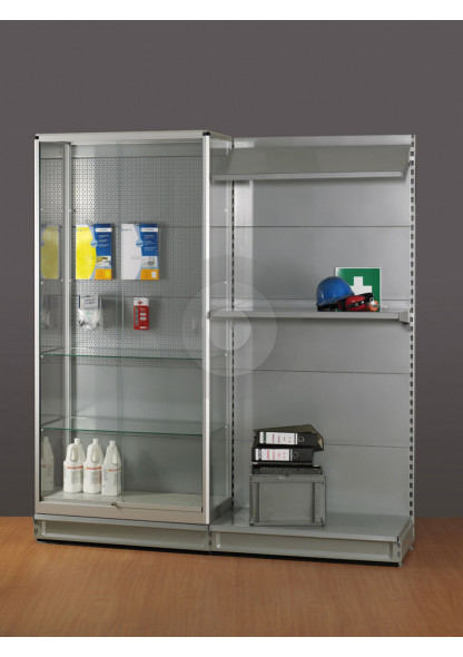 display case for shop shelving