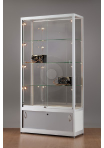 Large shop display cabinet