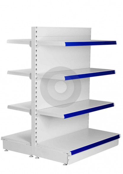 low gondola shelving