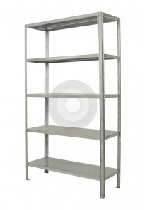 idea 5 galvanised racking