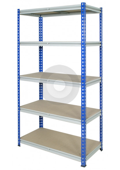 Z rivet racking unit