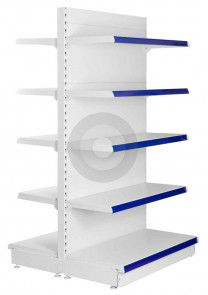 Gondola Shelving (base + 4)