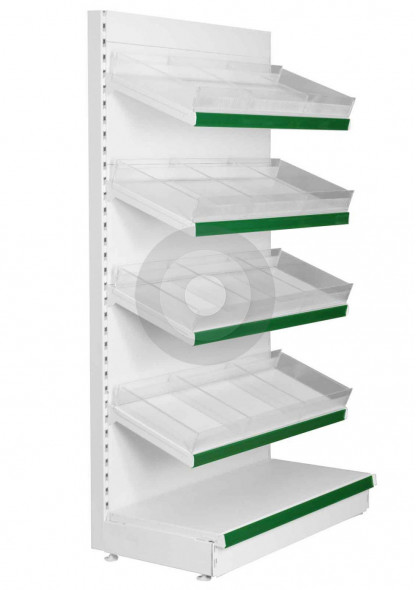 retail wall shelving