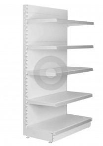 wall shop shelving
