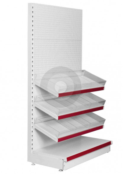 shop shelving for confectionery
