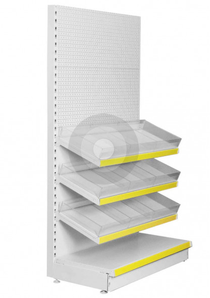 retail confectionery shelving