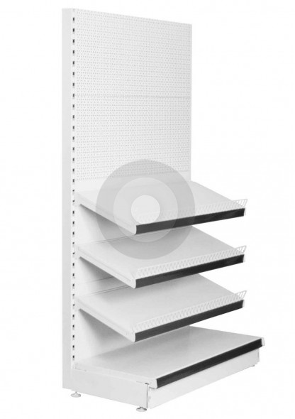 wall stationery shelving unit