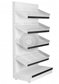 Shop Shelving Unit