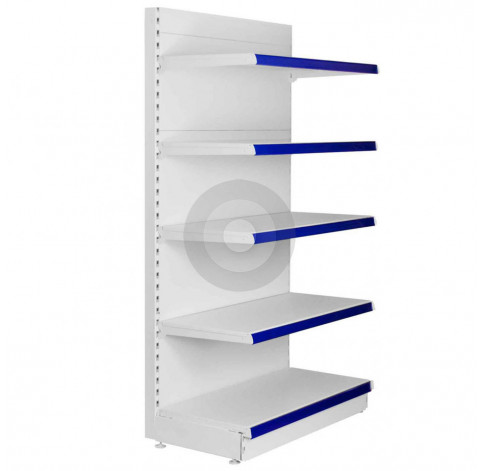 maximum display wall shelving