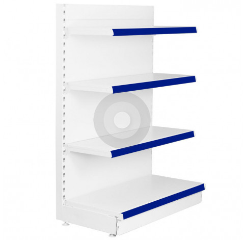 shelving end bay