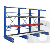 Cantilever Racking Single Sided