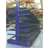 Cantilever Racking Double Sided