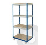 Trolley Shelving with Wheels
