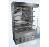 Elite Stainless Steel Multideck