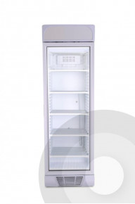budget glass door display freezer