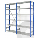 Expo 4 Boltless Shelving